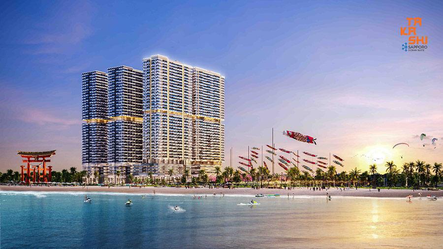 Takashi Ocean Suite Kỳ Co lọt tầm ngắm nhà đầu tư nhờ tiềm năng khai thác mạnh mẽ