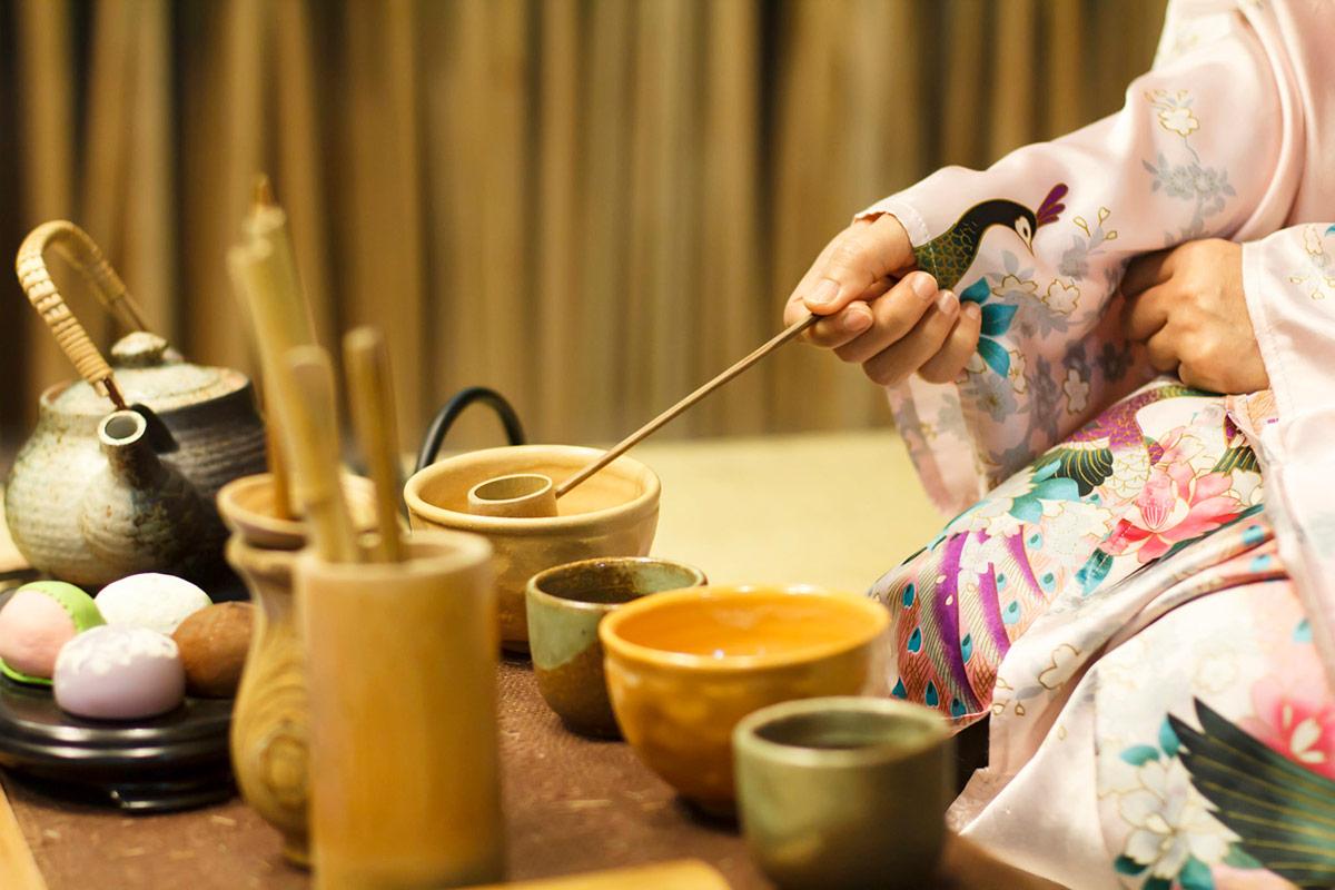 Trà đạo - nghệ thuật thưởng trà hàm chứa triết lý sống tinh tế của người Nhật