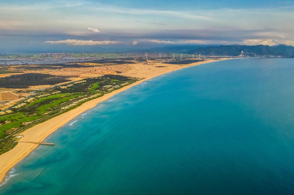 Bán đảo Phương Mai - điểm đến hấp dẫn các nhà đầu tư bất động sản nghỉ dưỡng
