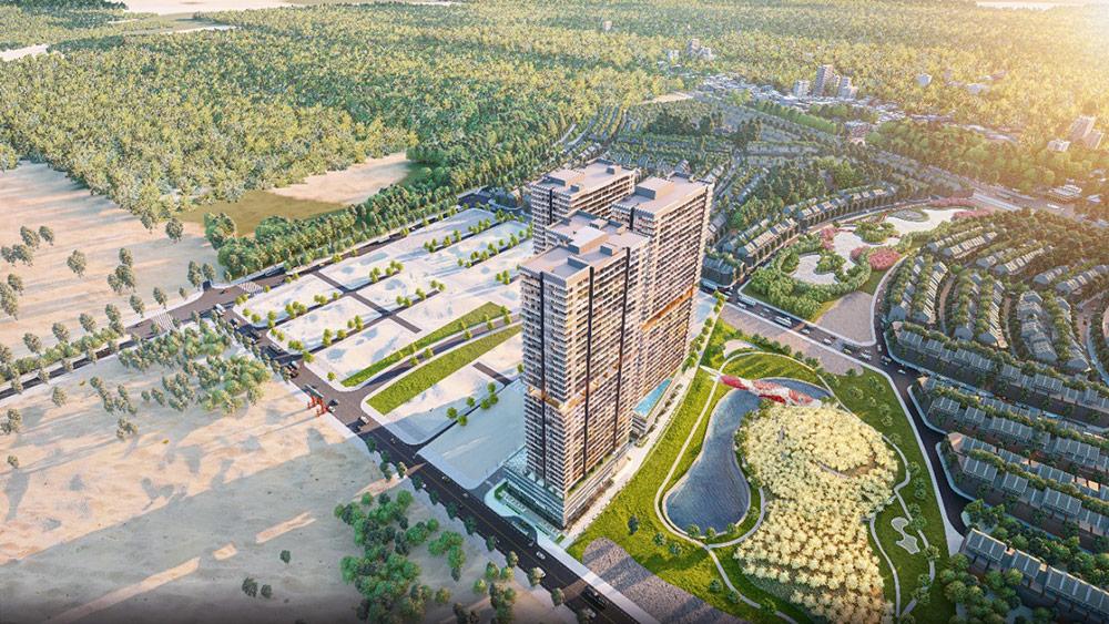 Khu đô thị Takashi Ocean Suite Kỳ Co, một dự án quy mô 8,2 ha tại Khu kinh tế Nhơn Hội sắp ra mắt 3 block phân khu Sapporo