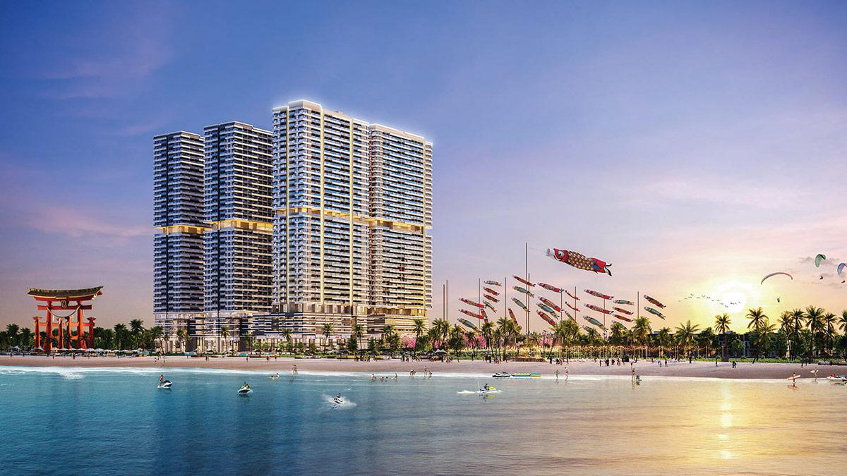 Takashi Ocean Suite Kỳ Co - Tâm điểm giải trí sôi động tại thành phố biển Quy Nhơn