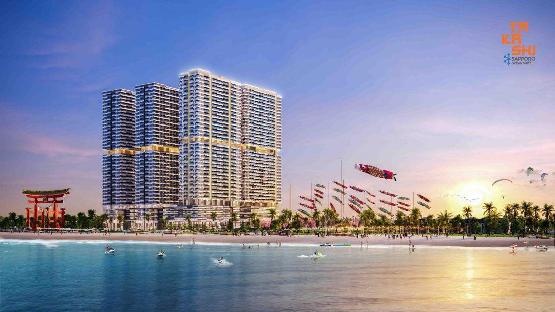Takashi Ocean Suite Kỳ Co - tâm điểm giải trí sôi tại thành phố biển Quy Nhơn